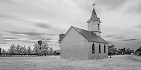 St. Stephan&rsquo;s Church, built in 1915, was moved from Dixon, South Dakota, with everything intact, from the stained glass windows to the bell<br /> <br /> 1880 TOWN in South Dakota is located 22 west of Murdo,  and has more than 30 buildings from the 1880 to 1920 era, authentically furnished with thousands of relics, historical accounts and photographs.  This is also the Longhorn Ranch and home to more than 100 Texas longhorn cattle.