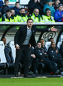9th February 2019, Pride Park, Derby, England; EFL Championship football, Derby Country versus Hull City; Frank Lampard Manager of Derby County
