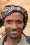 Portraits of Afars. They regard themselves as one ethnic group, but geopolitically their population of about three million is divided among three countries: Ethiopia, Eritrea, and Djibouti