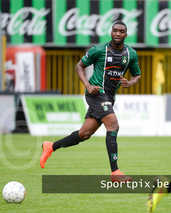 Cercle Brugge : Richard Sukuta Pasu<br /> foto VDB / BART VANDENBROUCKE