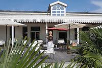 """Europe/France/Aquitaine/33/Gironde/Bassin d' Arcachon/ Gujan-Mestras: Restaurant """"Le Lodge"""" au Casino du Lac de la Magdeleine"""