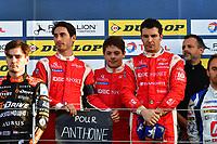 #28 IDEC SPORT (FRA) ORECA 07 GIBSON LMP2 PAUL LAFARGUE (FRA) PAUL LOUP CHATIN (FRA) MEMO ROJAS (MEX) WINNER OVERALL