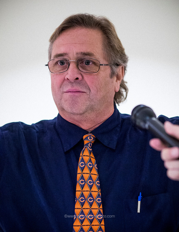 Rick Long, the only Lake Station city council member with years of experience in the position. The mayor and six of the seven council members were elected for the first time in late 2015. As part of the previous city council, Long approved water system upgrades and the treatment plant project to keep the city's operation instead of selling it.