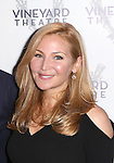 Jennifer Westfeldt attends the Off-Broadway opening Night Performance of 'Billy & Ray' at the Vineyard Theatre on October 20, 2014 in New York City.