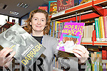 POPULAR: Tralee librarian Anne Fitzgerald with two of the most borrowed books for Kerry libraries in 2011, the Horrid Henry series and Darragh Ó Sé's autobiography.