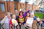 The Ballyduff Community of Excellence in Promoting Mental Health Awareness and Well-being project are celebrating after winning the Munster Aontas Star Award on Monday. Pictured were: Nora Lucid (Buds), Assumpta Dore, Marcella O'Regan, Tina Moriarty (Tuas Supervisor), Anthony O'Carroll (Men's Shed), Katie Lucid McCabe (Buds) and Lorraine Bowler (NEKD).
