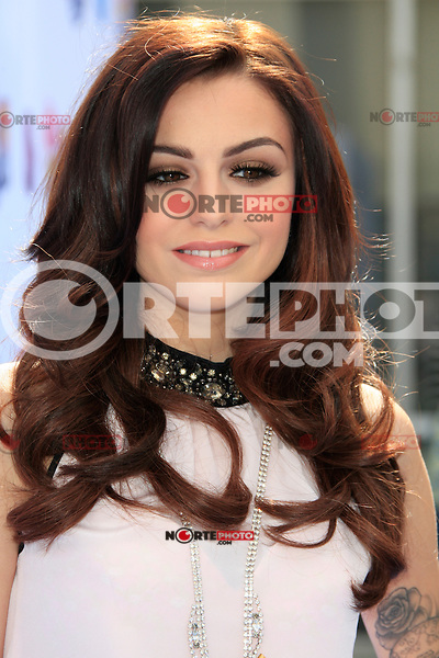 Cher Lloyd at the the 'Make Your Mark: Shake It Up Dance Off 2012' at LA Center Studios in Los Angeles, California on 7.10.2012..Credit: Martin Smith/face to face / MediaPunch Inc.  ***online only for weekly magazines*** /©NortePhoto