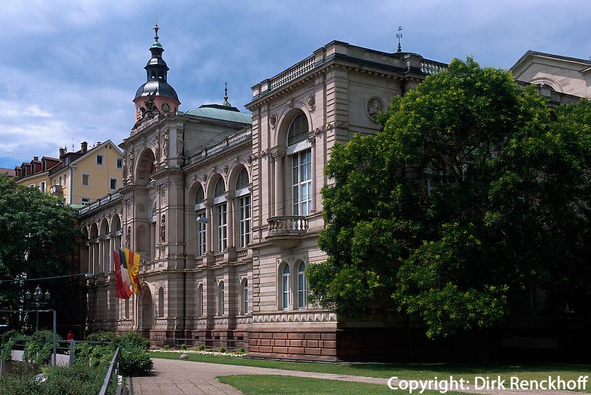 Deutschland, Baden-Württemberg, Friedrichsbad in  Baden-Baden
