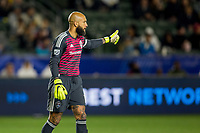 Carson, CA - Saturday February 23, 2019: The Colorado Rapids defeated the Los Angeles Galaxy 3-1 in a Major League Soccer (MLS) preseason game at Dignity Health Sports Park.