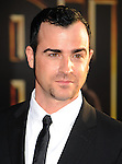 "HOLLYWOOD, CA. - April 26: Justin Theroux arrives at the ""Iron Man 2"" World Premiere held at the El Capitan Theatre on April 26, 2010 in Hollywood, California."