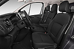Front seat view of a 2015 Opel Vivaro Sportive 4 Door Combi 2WD Front Seat car photos