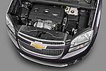 2013 Chevrolet Orlando LTZ+ MPV Engine View