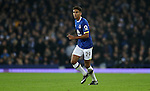 Dominic Calvert-Lewin of Everton during the English Premier League match at Goodison Park, Liverpool. Picture date: December 19th, 2016. Photo credit should read: Lynne Cameron/Sportimage