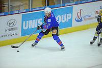 IJSHOCKEY: HEERENVEEN: 17-12-2016, UNIS Flyers - Antwerp Phantoms, ©foto Martin de Jong