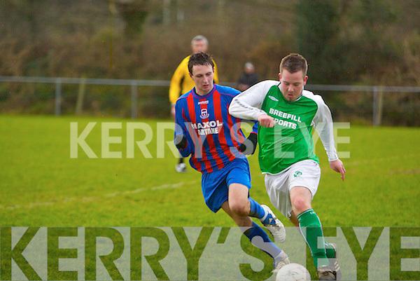 Killarney Vs Artane soccer