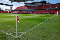 Toronto, ON, Canada - Friday Dec. 09, 2016: BMO Field during training prior to MLS Cup at BMO Field.