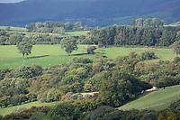Welsh farming landscape<br /> &copy;Tim Scrivener Photographer 07850 303986<br />      ....Covering Agriculture In The UK....