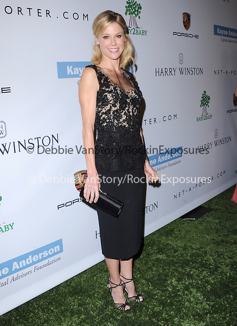 Molly SimsCULVER CITY, CA - NOVEMBER 09: Julie Bowen arrives at  The 2nd Annual Baby2Baby Gala held at The Book Bindery  in Culver City, California on November 09,2012                                                                               © 2013 Hollywood Press Agency