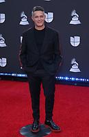 14 November 2019 - Las Vegas, NV - Alejandro Sanz. 2019 Latin Grammy Awards Red Carpet Arrivals at MGM Grand Garden Arena. Photo Credit: MJT/AdMedia