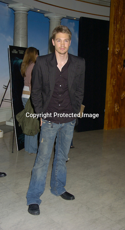 "Jared Padalecki ..at Madame Tussauds to reveal Paris Hilton's Wax Figure with the Cast of ""House of Wax"" on May 2, 2005 . ..Photo by Robin Platzer, Twin Images"