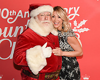 "20 November 2019 - Hollywood, California - Debbie Matenopoulos. Hallmark Channel's 10th Anniversary Countdown to Christmas - ""Christmas Under the Stars"" Screening and Party. Photo Credit: Billy Bennight/AdMedia"