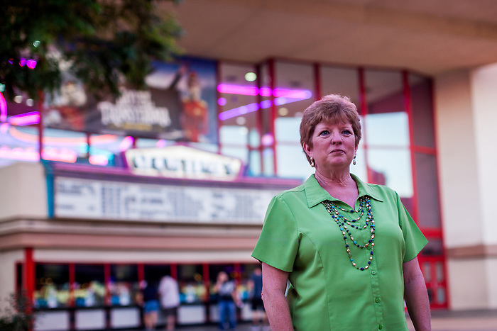 Martha Tessmer, the Founder of Mother of an Angel Friendship Network, has not been able to attend movies since her son Donovan died in a distracted driving accident.