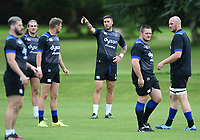 Matt Banahan of Bath Rugby. Bath Rugby pre-season training session on July 28, 2017 at Farleigh House in Bath, England. Photo by: Patrick Khachfe / Onside Images