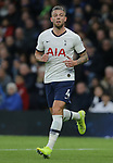 Tottenham's Toby Alderweireld during the Premier League match at the Tottenham Hotspur Stadium, London. Picture date: 7th December 2019. Picture credit should read: Paul Terry/Sportimage