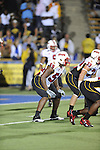 Maryland Terrapins play the Cal Bears on September 5, 2009.(Greg Fiume)