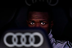 Vinicius Junior of Real Madrid is seen prior to the La Liga 2018-19 match between Real Madrid and Real Valladolid at Estadio Santiago Bernabeu on November 03 2018 in Madrid, Spain. Photo by Diego Souto / Power Sport Images