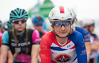 Picture by Allan McKenzie/SWpix.com - 15/05/2018 - Cycling - OVO Energy Tour Series Womens Race - Round 2:Motherwell - Ejay Harris, Storey racing.