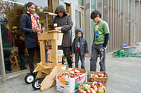 University of Chicago - Lab School - Cider Press - October 17, 2013