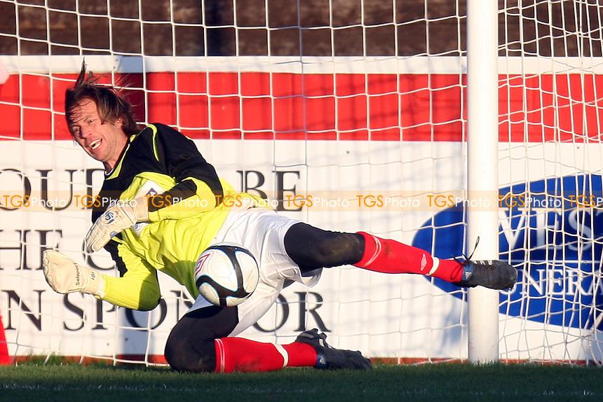 Ian Walker - England Legends vs Ivory FC - Nivea for Men Football Experiment at the London Borough of Barking & Dagenham Stadium - 27/11/11 - MANDATORY CREDIT: Dave Simpson/TGSPHOTO - Self billing applies where appropriate - 0845 094 6026 - contact@tgsphoto.co.uk - NO UNPAID USE.