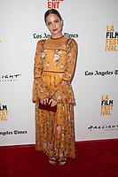 CULVER CITY, CA - JUNE 15: Mena Suvari at the 2017 Los Angeles Film Festival - Premiere Of 'Becks' at Arclight Cinemas Culver City on June 15, 2017 in Culver City, California Credit: Faye Sadou/MediaPunch