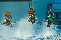 Snow cross competition<br />