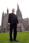 02-05-2013; Fr Ray Browne, who was announced as new Bishop of Kerry, pictured at St. Marys Cathedral, Killarney on Thursday. Picture: Eamonn Keogh ( MacMonagle, Killarney)
