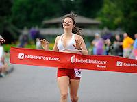 Red Dress Run - winner to 25:00