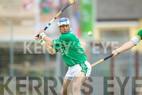 Ballyduff v Lixnaw in the Senior Hurling Championship on Sunday at Austin Stack Park Tralee.
