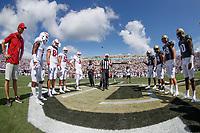 Orlando, FL - September 14, 2019:  Stanford Football falls to UCF 45-27 at Spectrum Stadium.
