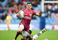 PICTURE BY VAUGHN RIDLEY/SWPIX.COM - Rugby League - Super League - Huddersfield Giants v Hull FC - Galpharm Stadium, Huddersfield, England - 09/04/12 - Huddersfield's Danny Brough.