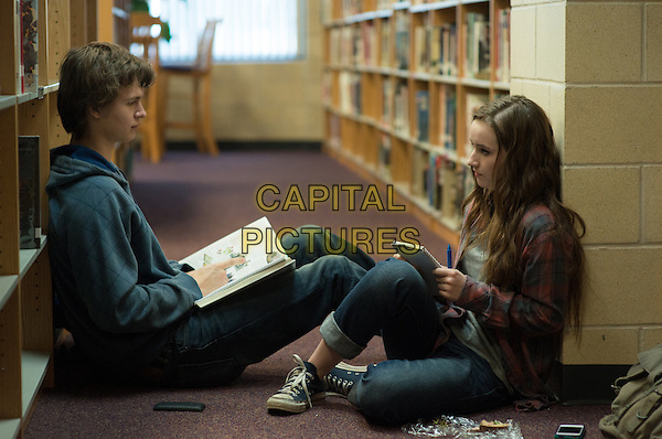 Ansel Elgort, Kaitlyn Dever<br /> in Men, Women &amp; Children (2014) <br /> *Filmstill - Editorial Use Only*<br /> CAP/FB<br /> Image supplied by Capital Pictures