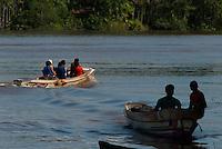 Rio Meruú.Comunidade de NazarezinhoPaulo Santos / InterfotoIgarapé Miri, Pará, Brasil.21/06/2010.