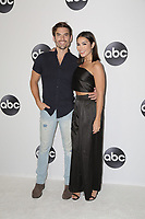 07 August 2018 - Beverly Hills, California - Ashley Iaconetti, Jared Haibon. ABC TCA Summer Press Tour 2018 held at The Beverly Hilton Hotel. <br /> CAP/ADM/PMA<br /> &copy;PMA/ADM/Capital Pictures