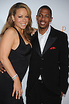 HOLLYWOOD, CA. - November 01: Mariah Carey and Nick Cannon arrive at AFI FEST 2009 Screening Of Precious: Based On The Novel 'PUSH' By Sapphire at Grauman's Chinese Theatre on November 1, 2009 in Hollywood, California.