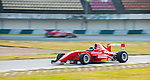 Jake Parson of Australia and Meritus GP drives during the Formula Masters China Series as part of the 2015 Pan Delta Super Racing Festival at Zhuhai International Circuit on September 19, 2015 in Zhuhai, China.  Photo by Moses Ng/Power Sport Images