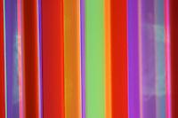 """""""stripes""""art at art miami fair during art basel 2012"""