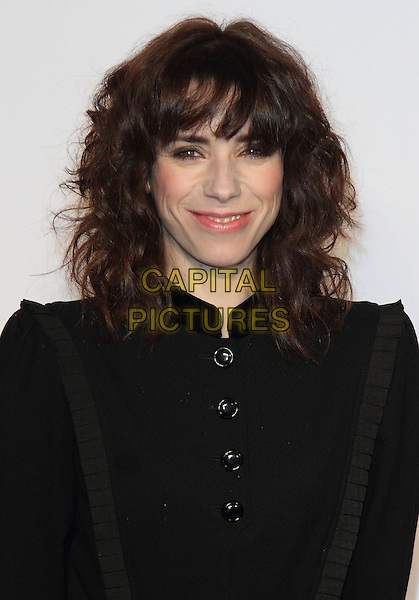 Sally Hawkins<br /> UK Premiere of 'Blue Jasmine' at the Odeon West End, Leicester Square. London, England.<br /> 17th September 2013<br /> headshot portrait black  buttons  <br /> CAP/ROS<br /> &copy;Steve Ross/Capital Pictures