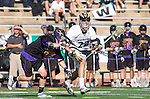 San Diego, CA 05/25/13 - Colin  Pennington (Westview #21) and Troy Durie (Carlsbad #14) in action during the 2013 Boys Lacrosse San Diego CIF DIvision 1 Championship game.  Westview defeated Carlsbad 8-3.
