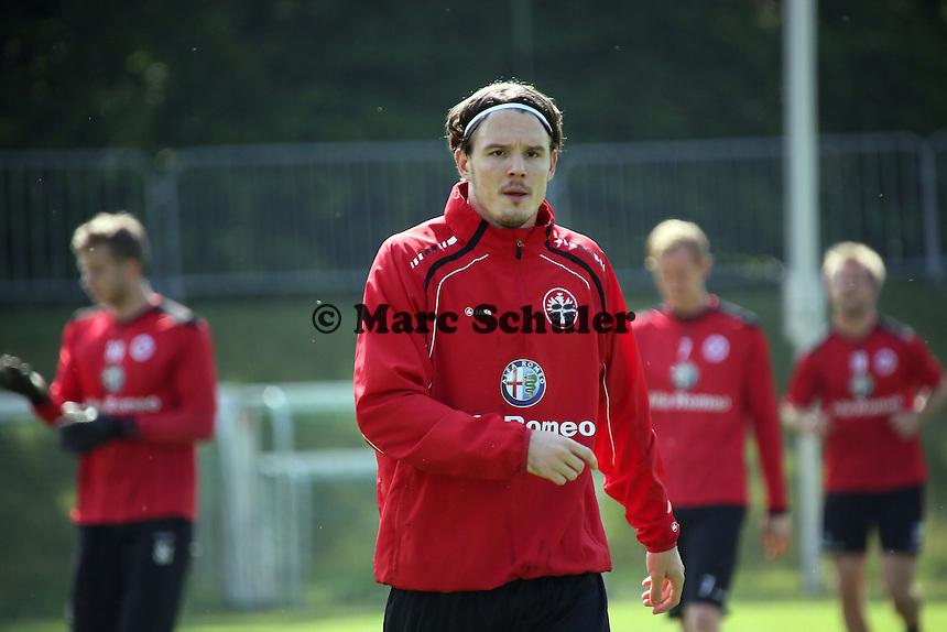 Alex Meier (Eintracht) - Eintracht Frankfurt Training, Commerzbank Arena