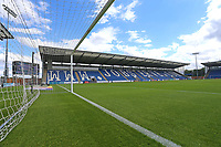 General view of the ground ahead of Colchester United vs Stevenage, Sky Bet EFL League 2 Football at the Weston Homes Community Stadium on 12th August 2017